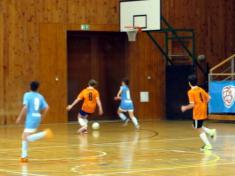 Školská futsalová liga