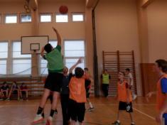 Školní basketbalový turnaj - hoši