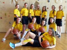 Basketbal - dívky