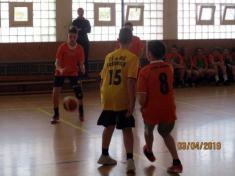 Okresní kolo basketbalu