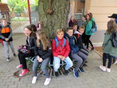 Páťáci v Polárce