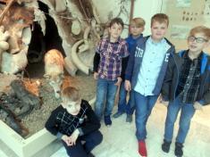 Čtvrťáci v Polárce