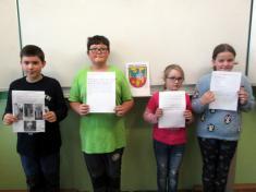 Žáci 4.ročníku