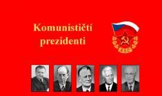 Ivo Žák - Komunističtí prezidenti ČSSR