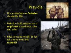 Petr Provazník - Airsoft apaintball